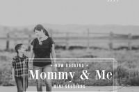 mother and child portrait sessions in the bay area