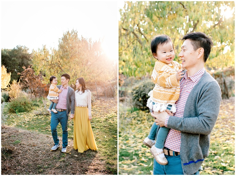 family mini session in san ramon